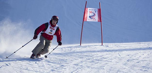 Ounasvaara - hiihtokeskus, Kuva: Kaisa Sirén