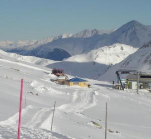 Andermatt - hiihtokeskus