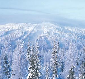 Iso-Syöte - hiihtokeskus