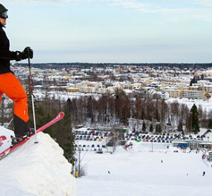 Kokonniemi - hiihtokeskus