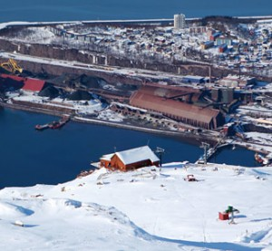 Narvik - hiihtokeskus