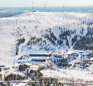 Olos hiihtokeskus, Kuva: Lapland Hotels