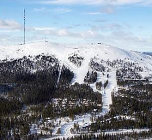 Pyhä - hiihtokeskus