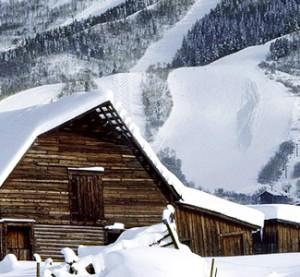 Steamboat Springs - hiihtokeskus
