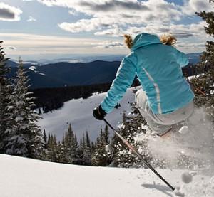 Sun Peaks Resort - hiihtokeskus