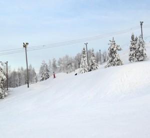 Sveitsin hiihtokeskus