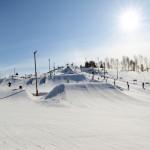 talma ski parkki