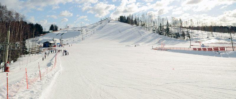 Talma Ski - hiihtokeskus
