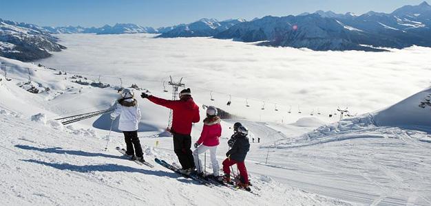 Crans-Montana - hiihtokeskus