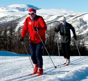 Geilo - hiihtokeskus