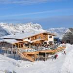 Höhe Salve rinneravintola after ski SkiWelt Wilder Kaiser-Brixental