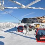 Salvenbahn hiihtohissi gondolihissi laskettelukeskus SkiWelt Wilder Kaiser - Brixental