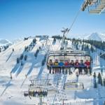 Tuolihissi hiihtohissi laskettelukeskus SkiWelt Wilder Kaiser-Brixental