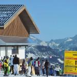 SkiWelt Wilder Kaiser - Brixental laskettelu lumilautailu hiihtohissi gondolihissi