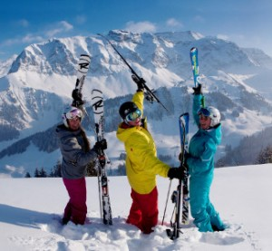 Adelboden - hiihtokeskus