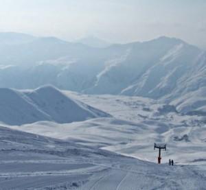 Gudauri - hiihtokeskus