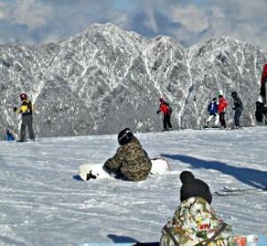 Alpbach - hiihtokeskus