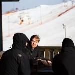talma ski ravintola terassi