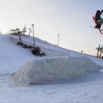talma ski parkki hyppy