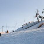 talma ski laskettelu