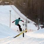 talma ski lumilautailu