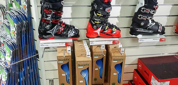 Lumipallo testaa  Kokeiltavana FootBalance Ski Sport –pohjalliset -  Lumipallo d59afa38d9