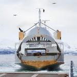lyngen olderdalen ferry
