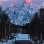 lyngen alps fjell