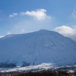 lyngen alps mountain