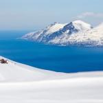 lyngen russelvfjellet maisemat